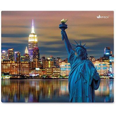 Mouse pad em PVC New York