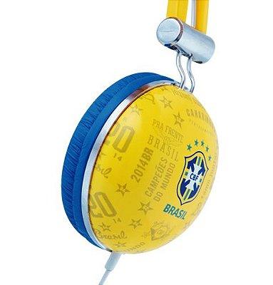 Fone de Ouvido CBF Seleção Brasileira