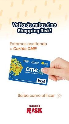 CARTÃO CME
