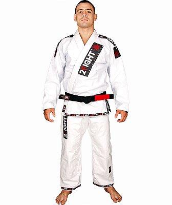 Kimono BJJ - linha SUPER cor Branco