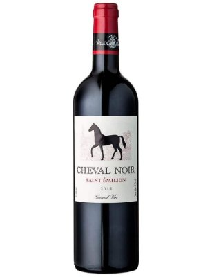 Cheval Noir Grand Vin Saint-Emilion 2016