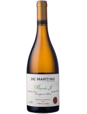 De Martino Sauvignon Blanc Single Vineyard Parcela 5 2017