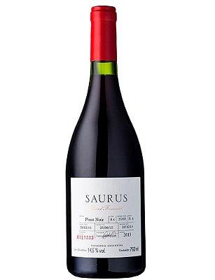 Familia Schroeder Saurus Barrel Fermented Pinot Noir 2017