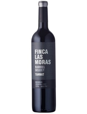 Las Moras Barrel Select Tannat 2018