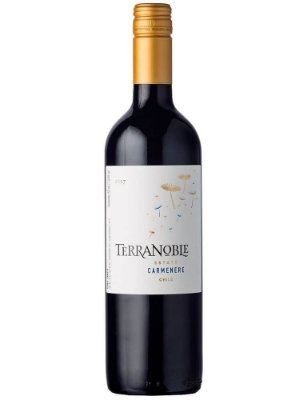 Terranoble Estate Carménère 2018