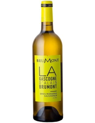 Alain Brumont Gros Manseng - Sauvignon Blanc 2018