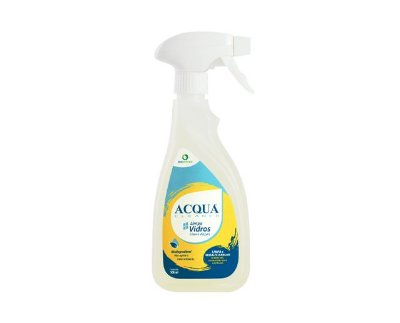 Limpa Vidros Acqua com Borrifador - 500 ml