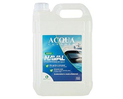 Limpador Naval Acqua - 5 litros