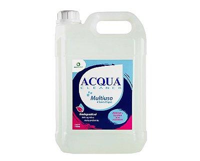 Limpador Multiuso Acqua -  5 Litros