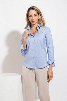 Camisa Guatemala Azul