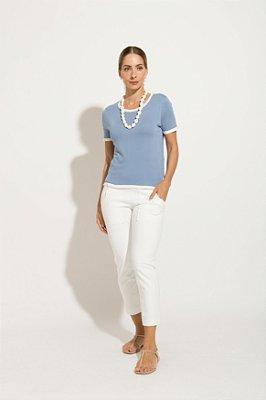 Blusa Nice Azul