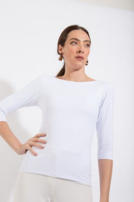 Blusa Elle Branca