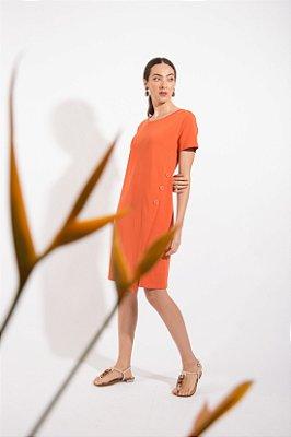 Vestido Samantha Coral