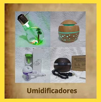 Umidificadores e Aromatizadores