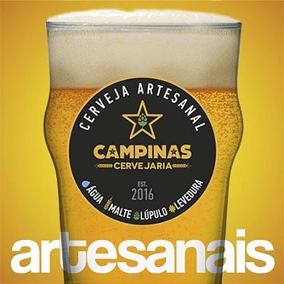 Cerveja Artesanal - Cervejaria Campinas - Mini Banner 01