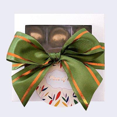 Caixa de doces 9 doces (Sem decoração)