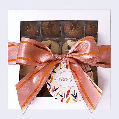 Caixa de doces 16 doces (Sem decoração)