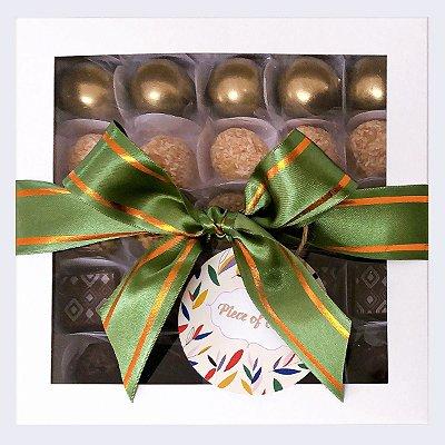Caixa de doces 25 doces (Sem decoração)