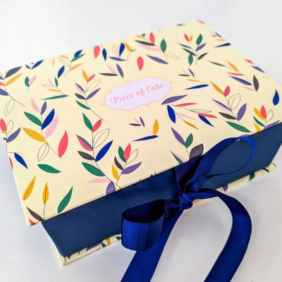 Caixa de 12 doces - Estampada