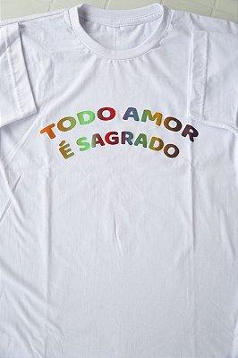 T-SHIRT - TODO AMOR