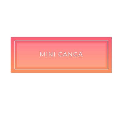Mini Canga de Praia Personalizada sem pompom - Tecido 100% Viscose