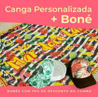Combo CANGA + BONÉ