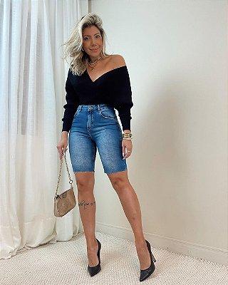 Bermuda Jeans Isa Baldo