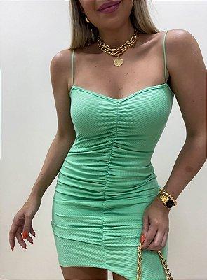 Vestido Las Vegas Verde