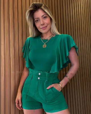 Shorts Jeans Clochard Colors Isa Baldo