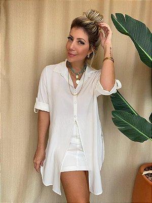 Max Camisa Fenda Isa Baldo Off White