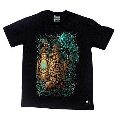 Camiseta Necromante - Voracity
