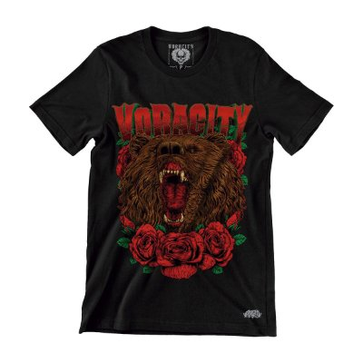 Camiseta Bear Scream - Voracity
