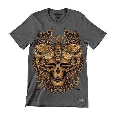 Camiseta Cigarra Grey - Voracity