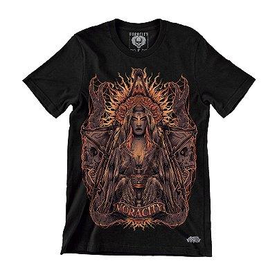 Camiseta Dark Nun - Voracity