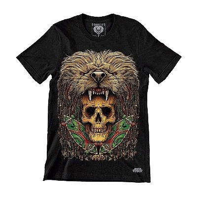 Camiseta Lion Roots - Voracity