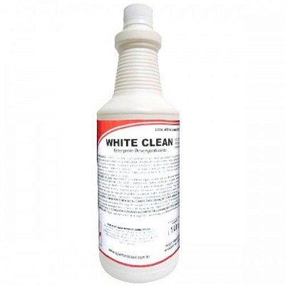 Detergente Desengordurante Neutro White Clean 1 LT
