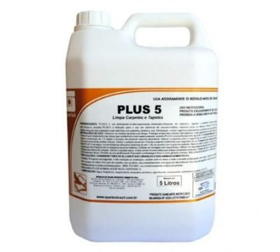 Detergente para Carpetes Plus 5 de 5 litros