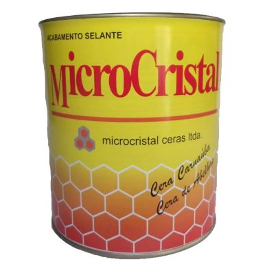 Cera de Carnaúba Micro Cristal - Castanho Escuro