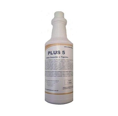 Detergente para Carpetes Plus 5 de 1 litro