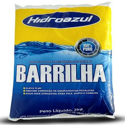 Barrilha - 2 KG