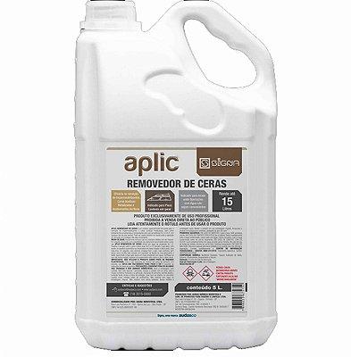 Detergente Removedor de Ceras Aplic de 5 LT