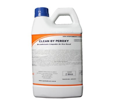 Detergente Clean By Peroxy 2 LT