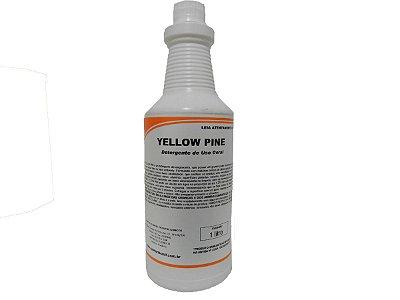 Detergente Desengraxante Yellow Pine 1 LT