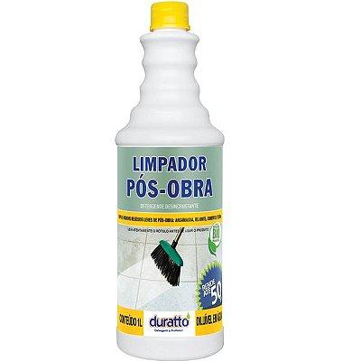 Detergente Limpador Pós Obra 1 LT