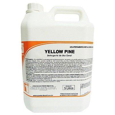 Detergente Desengraxante Yellow Pine 5 LT