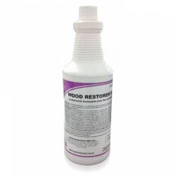 Cera Wood Restorer Acetinada - 1L