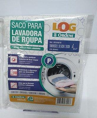 Saco para Lavar Roupas - Tamanho P