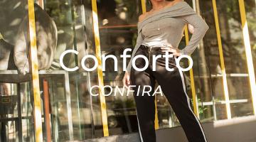 Conforto-confira