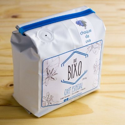 Pacote de café Bixo - Choque da uva 250g