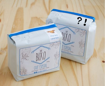 Assinatura Bixo: Vira-lata Caramelo + Micro lote - 500g/mês